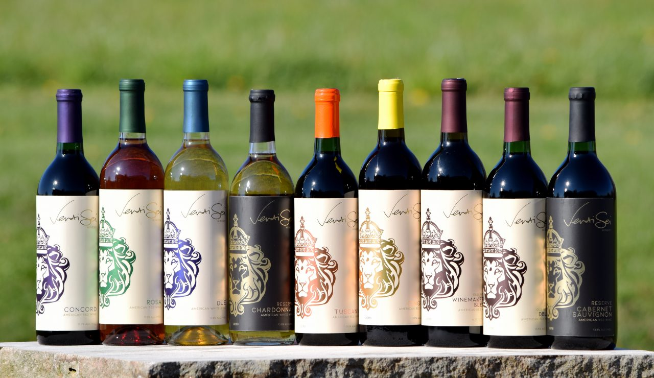Award Winning Wines from Our Family to Yours